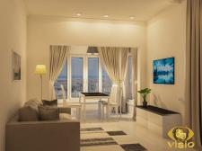 3D-визуализация гостинной в Греции, купить в Киеве